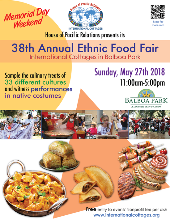 . PlusPng.com EFF 2018 Ethnic Food Fair - Ethnic Food PNG