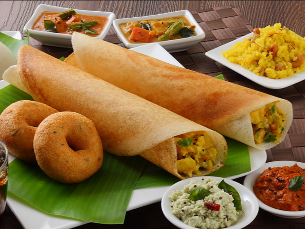 Indian food is blended with oil of love and spice of affection. No matter  how hungry we are or even when we are short of sufficient food, we offer  food to PlusPng.com  - Ethnic Food PNG