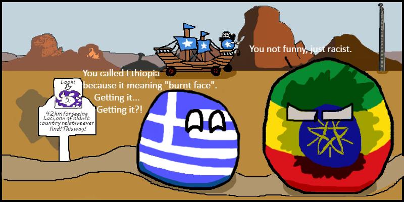 Etymology of Ethiopia.png - Etymology PNG