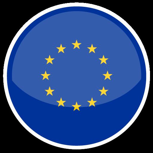 512x512 pixel - Eu Flag PNG