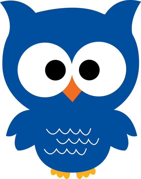 Eule Blau PNG-PlusPNG.com-564 - Eule Blau PNG