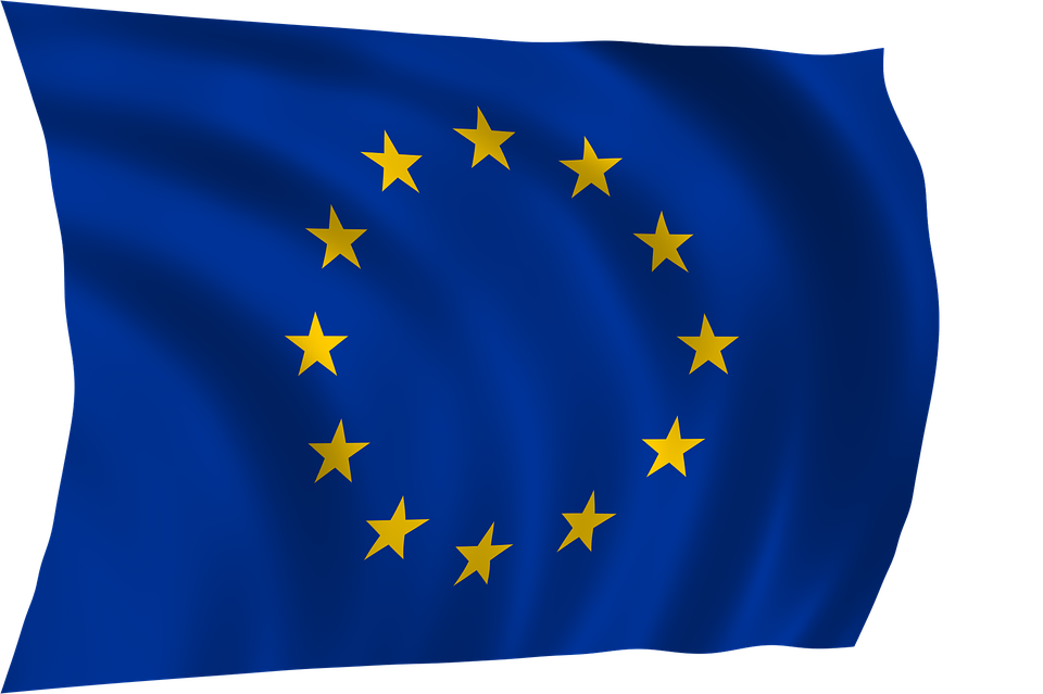Europa Vector Flag PNG - 36490