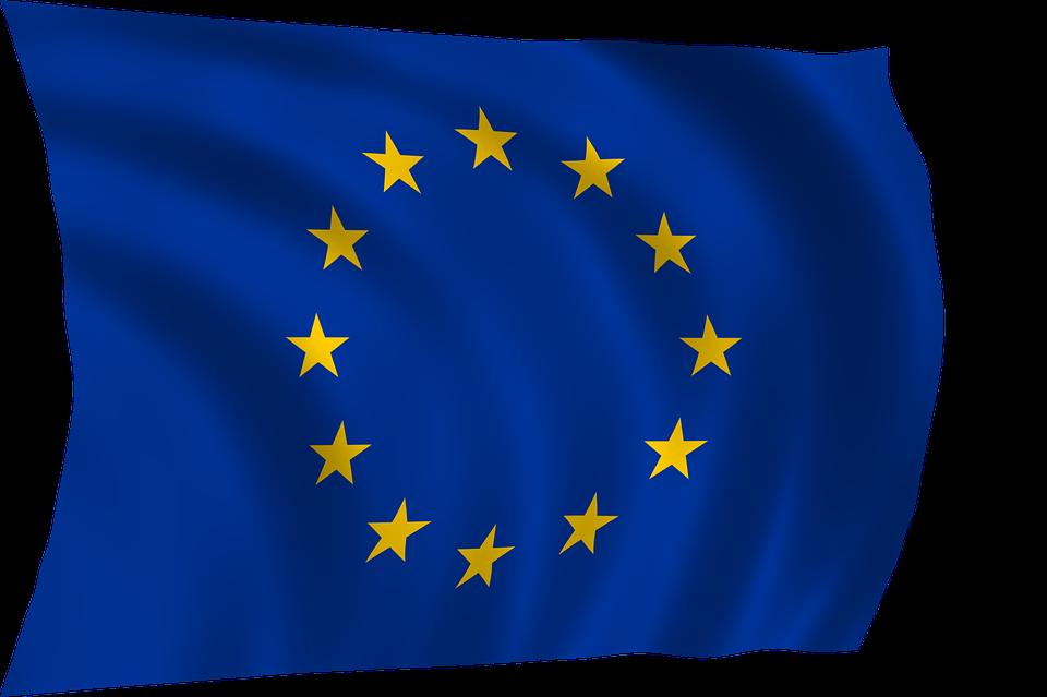 Europe Flag, Brexit, Flag, Europe, European, Union, Eu - Europa Vector Flag PNG
