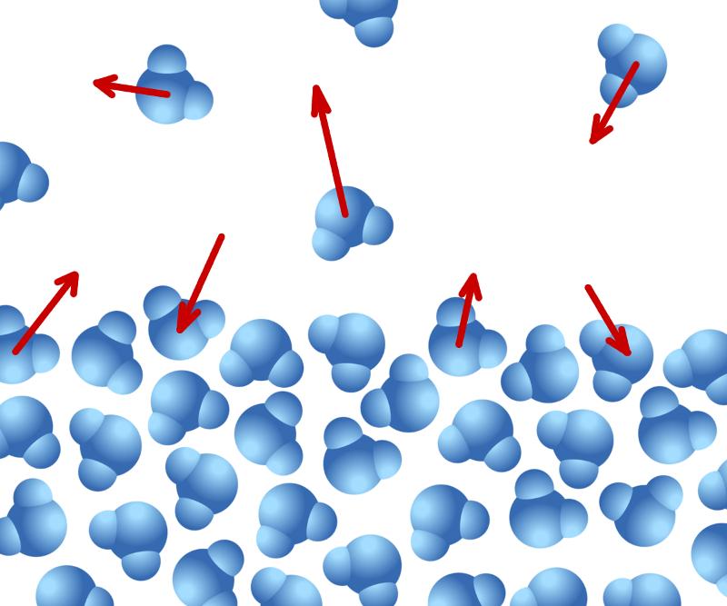 Diagram Of Air Molecules Trusted Wiring Diagram