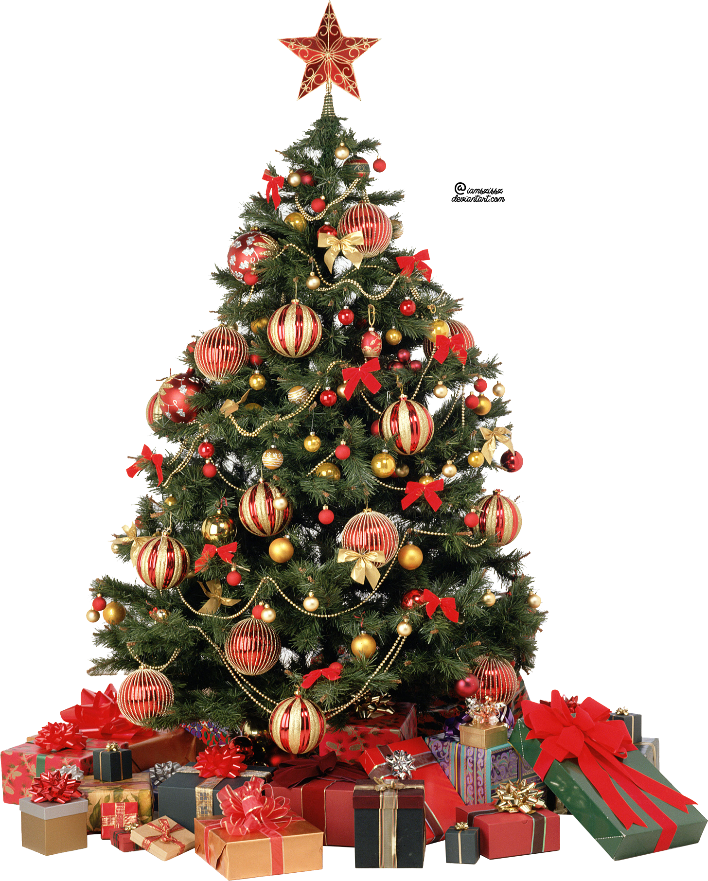 christmas tree png by camelfobia on Clipart library - Evergreen Tree PNG HD