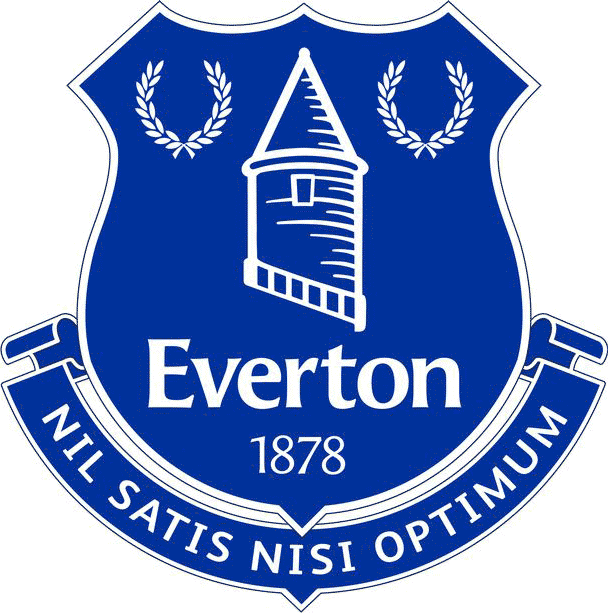 Everton FC 2014.png - Everton Fc PNG