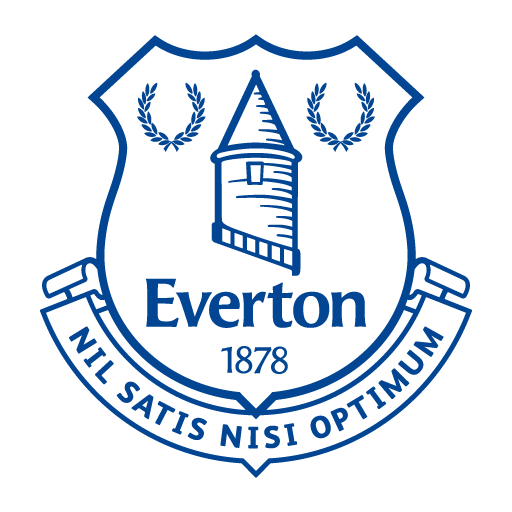 Everton FC logo - Everton Fc PNG