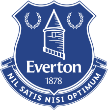 Everton FC logo.svg - Everton Fc PNG