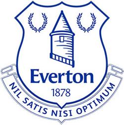 File:Everton FC 2014 (monochrome).png - Everton Fc PNG