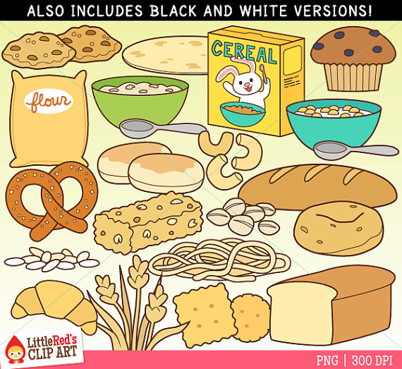 Food · Bread · Items - Examples Of Go Foods PNG