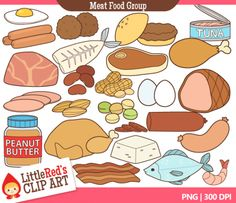 pin Grains clipart example go food #2 - Examples Of Go Foods PNG