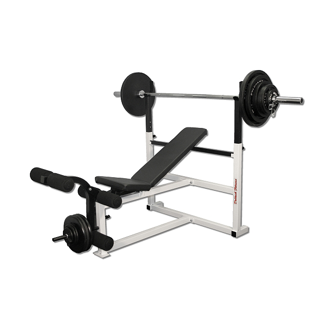 Deltech Fitness Olympic Weight Bench [DF1000] - Exercise Bench PNG