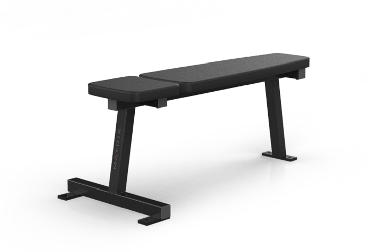 Flat Bench - Exercise Bench PNG