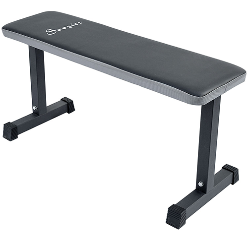 The Soozier Flat Weight u0026 Exercise Bench - Exercise Bench PNG