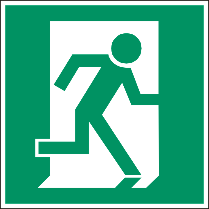 Exit PNG - 16685