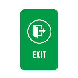 Exit PNG - 16687