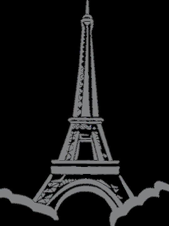 Eyfel Kulesi PNG - 66794