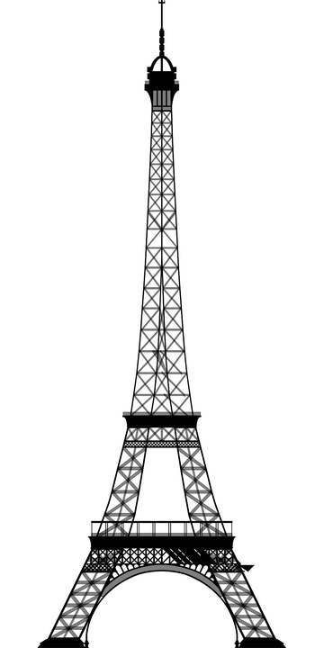 Eyfel Kulesi PNG - 66795
