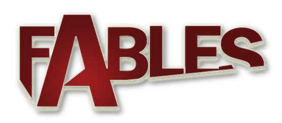 File:Fables Logo red.png - Fables PNG