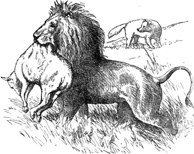 File:Page 95 illustration to Three hundred Aesopu0027s fables (Townshend).png - Fables PNG