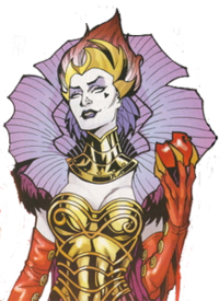 Queen of Fables.png - Fables PNG