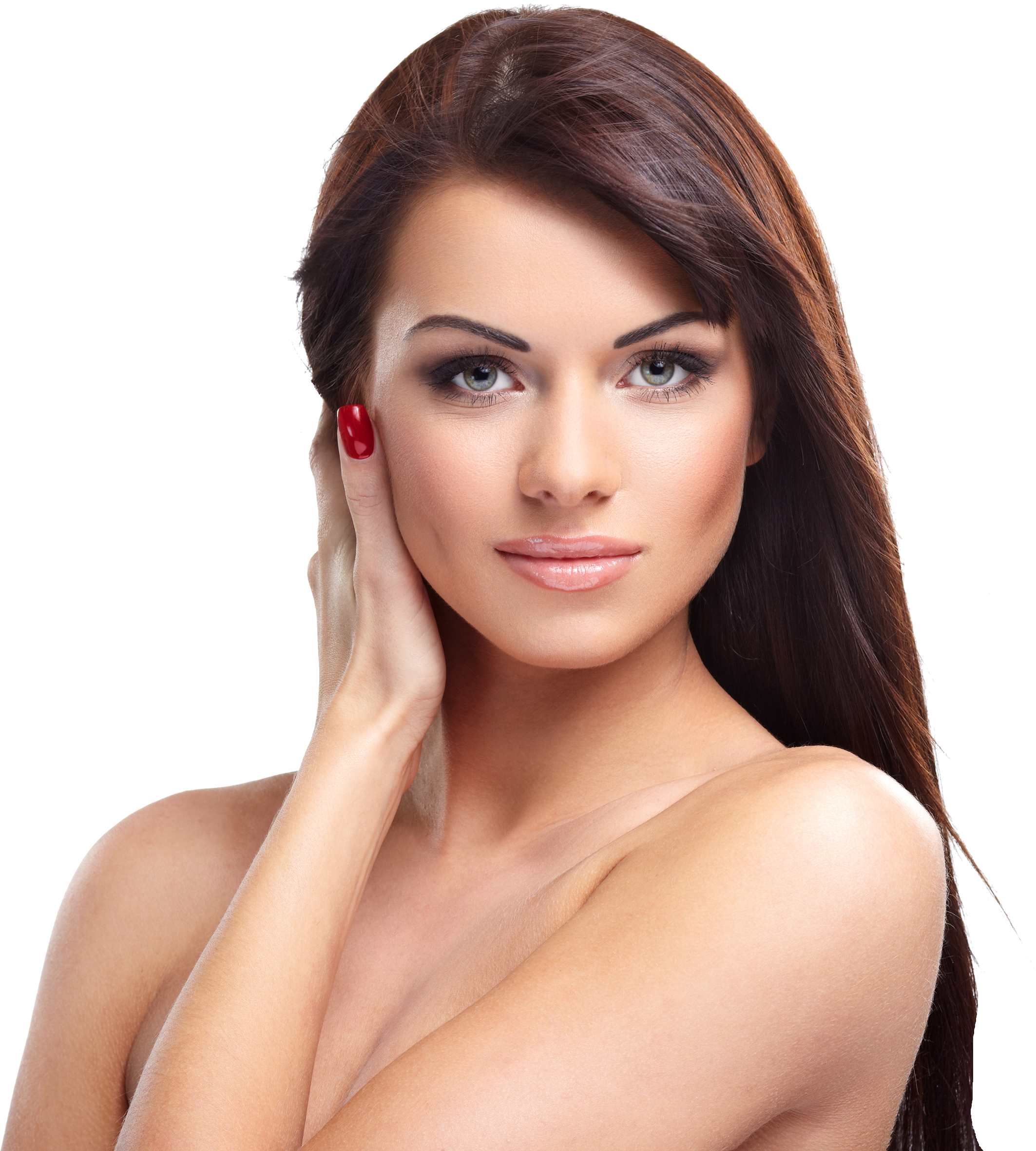 Woman face PNG - Face PNG