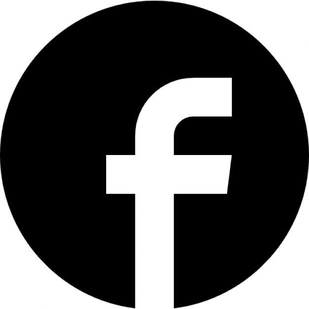 Facebok circular logo - Facebook Icon Ai PNG