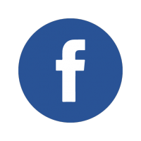 Facebook icon circle vector - Facebook Icon Ai PNG