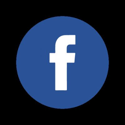 Facebook icon circle vector . - Facebook Icon Eps PNG