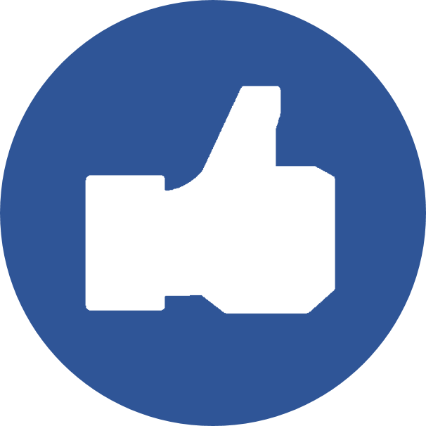 blue facebook, dislike, facebook, facebook dislike, facebook like, like  icon. Download PNG - Facebook Like PNG