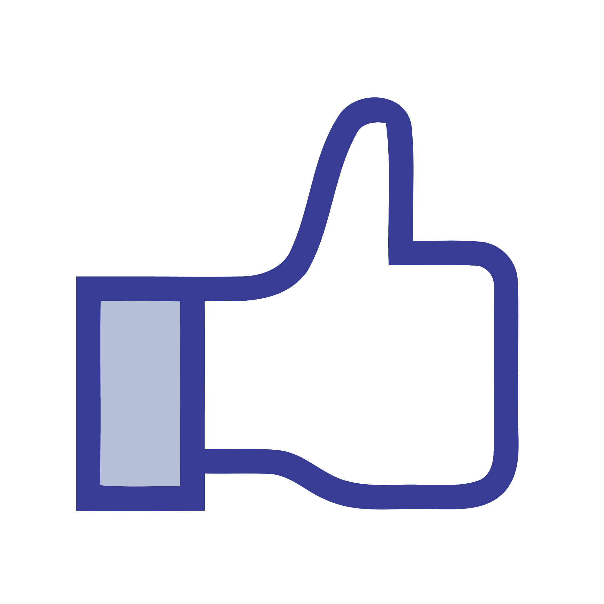 Facebook Like PNG - 46591