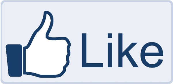 Facebook Like PNG - 46601