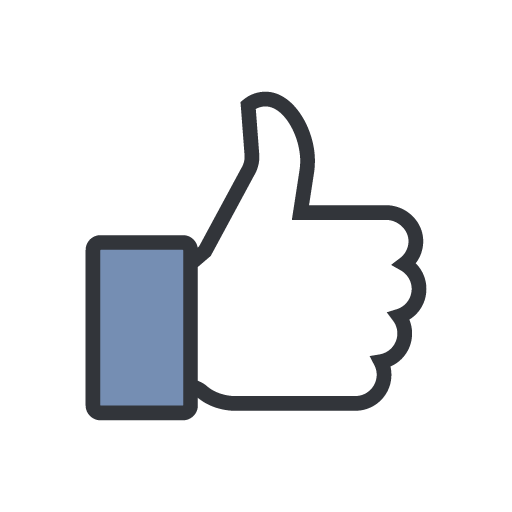 Facebook Like vector download - Facebook Like PNG