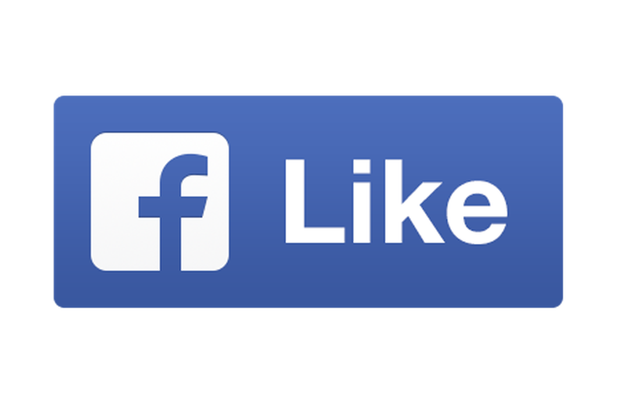 Facebook Like PNG - 32683