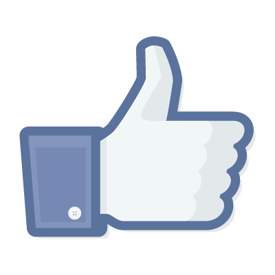 Facebook Like vector logo free . - Facebook Logo Ai PNG