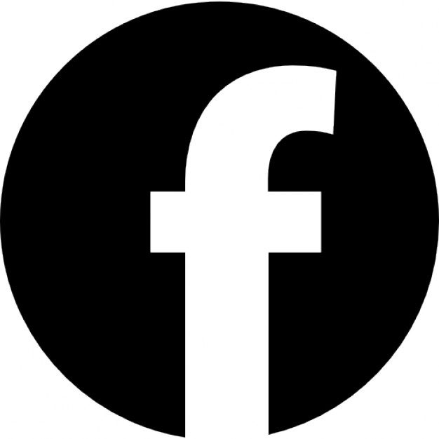 Facebook logo in circular shape - Facebook Logo Ai PNG