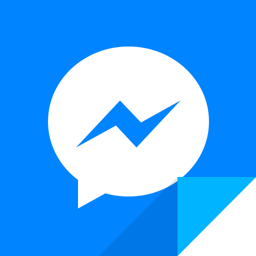 Communication, Facebook, Facebook Messenger, Facebook Messenger Logo,  Messenger Icon - Facebook Messenger PNG