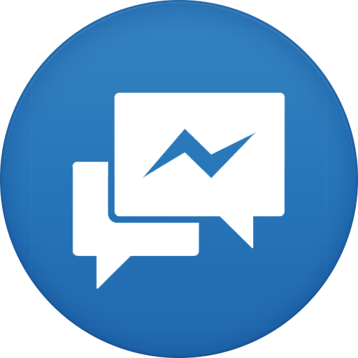 Downloads for facebook messenger: Download ICO File Download ICNS File  Download 512px PNG PlusPng.com  - Facebook Messenger PNG