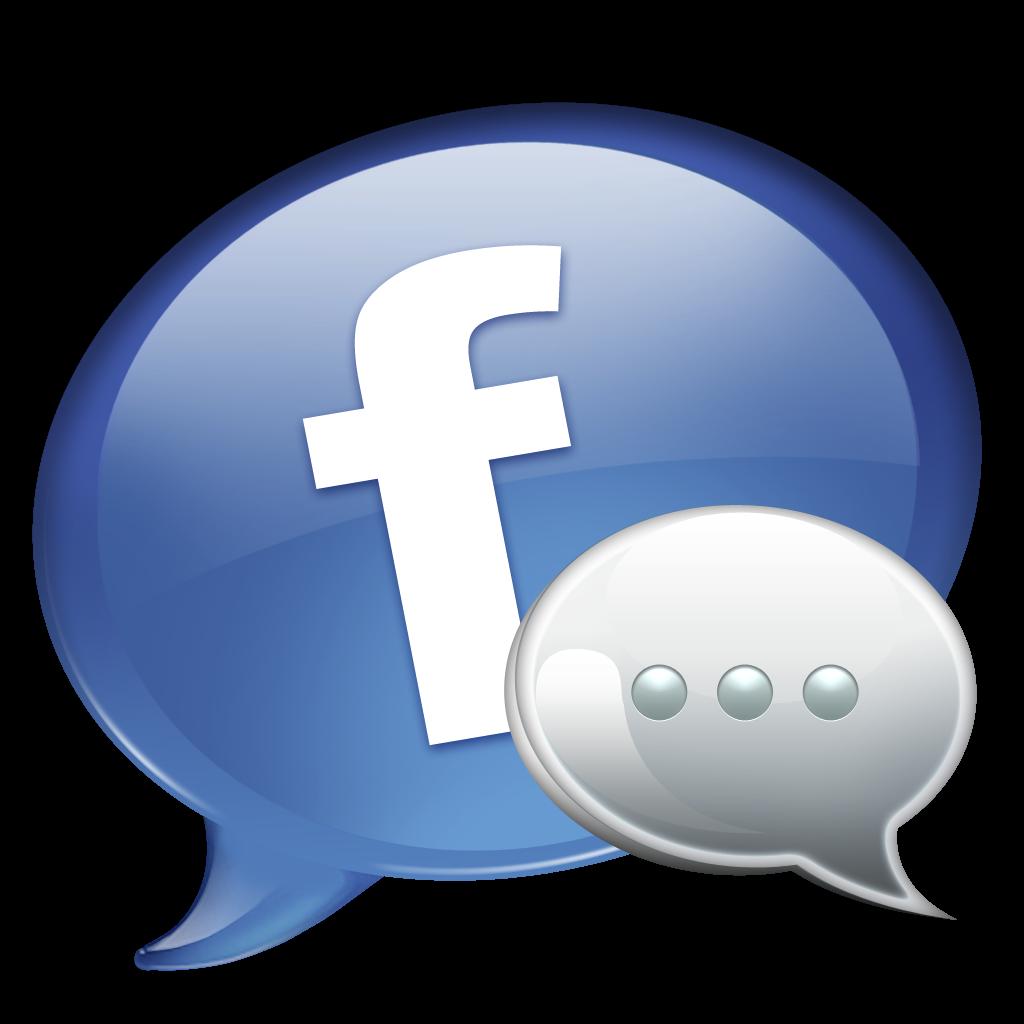 Facebook Messenger PNG - 36344