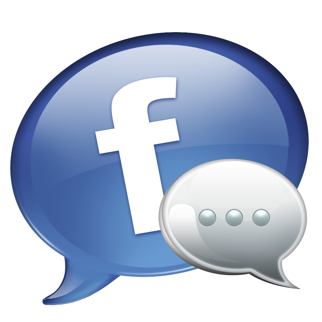Facebook Messenger Icon Png i