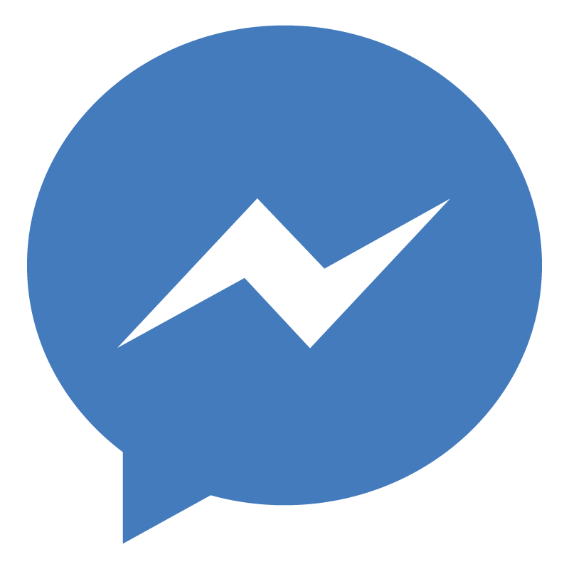 Facebook Messenger Vector Logo Logo image #2339 - Facebook Messenger PNG