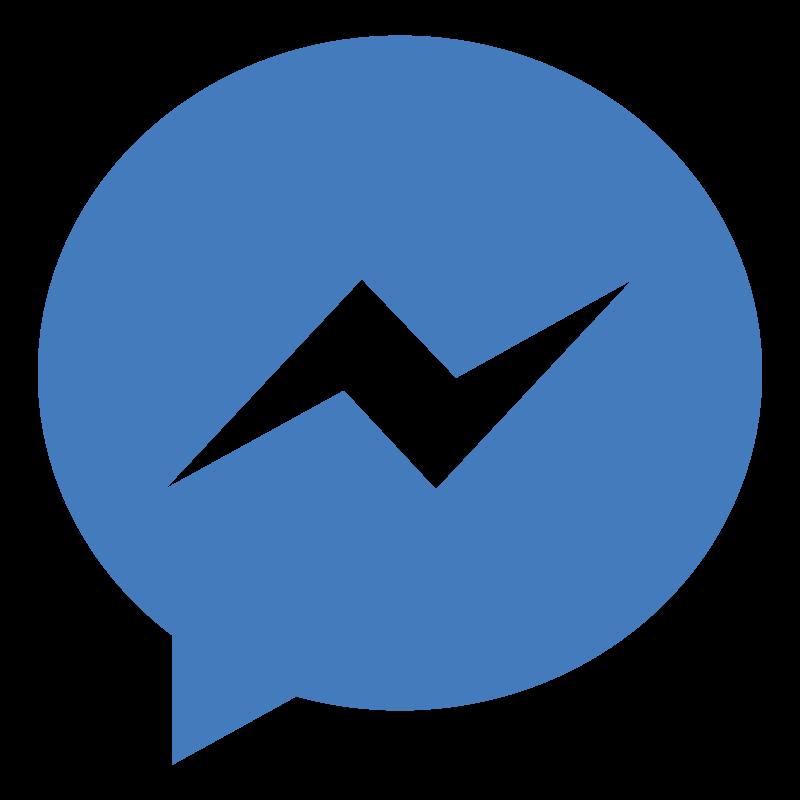 Facebook Messenger PNG - 36342