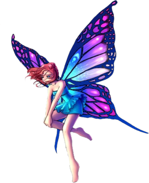 Fairy PNG - 14077
