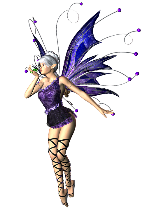 Fairy PNG - 14092