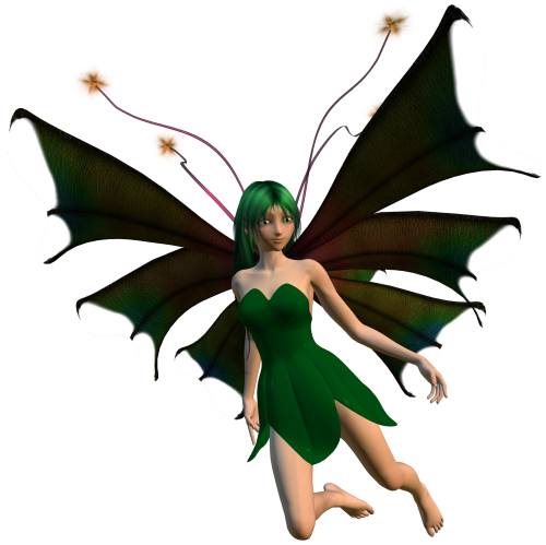 Fairy PNG - 14086