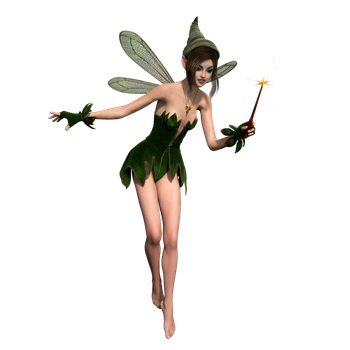 Fairy PNG - 14076
