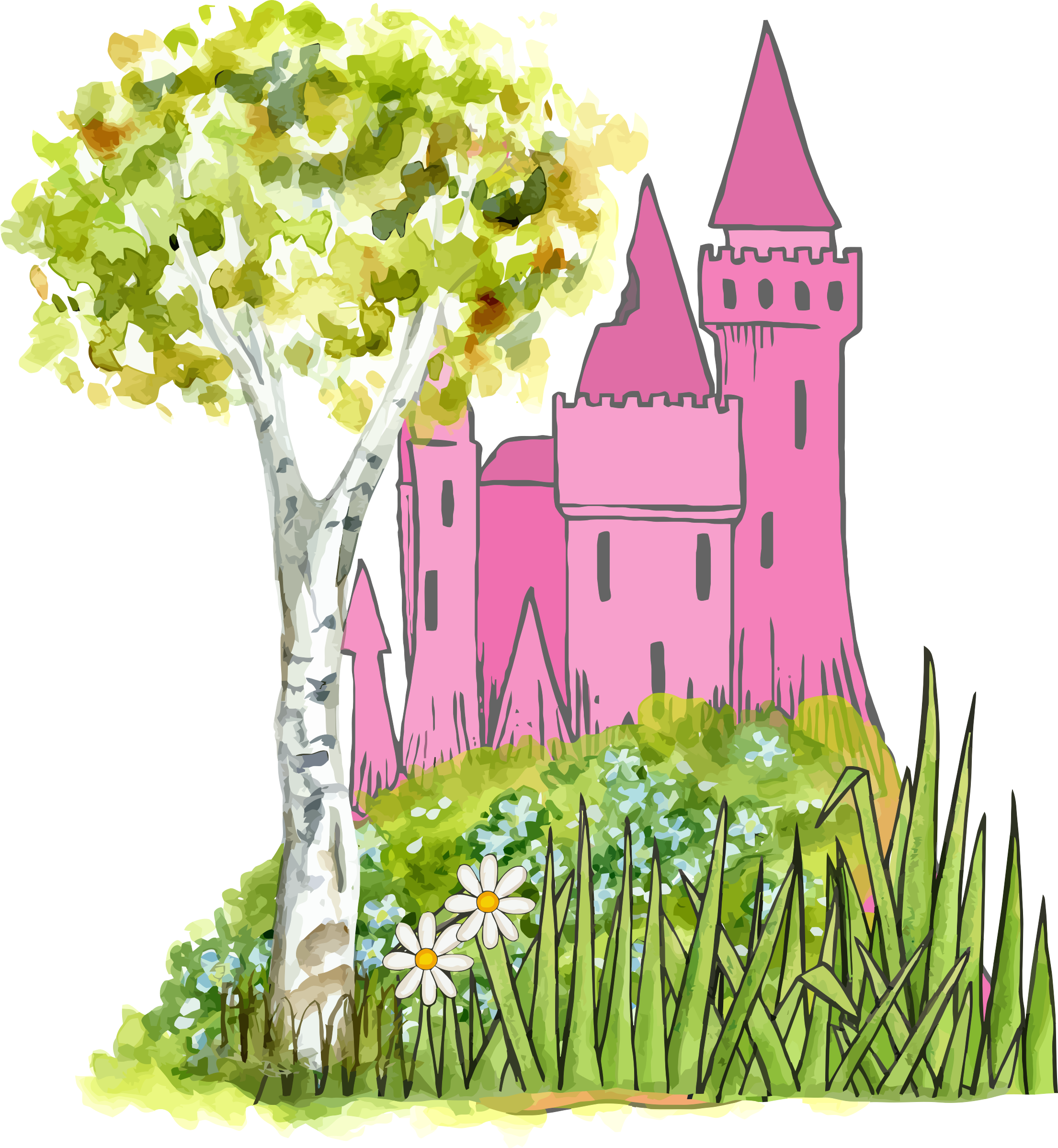 Fairytale High-Quality Png PN