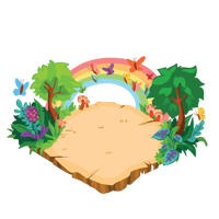 File:Fairytale Forest.png - Fairytale HD PNG