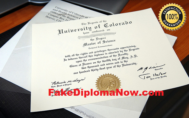 Fake Diploma made with authenticity - Fake Degree PNG