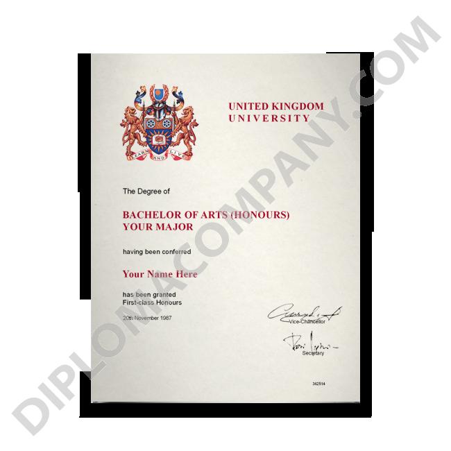 Fake Diploma UK - Fake Degree PNG